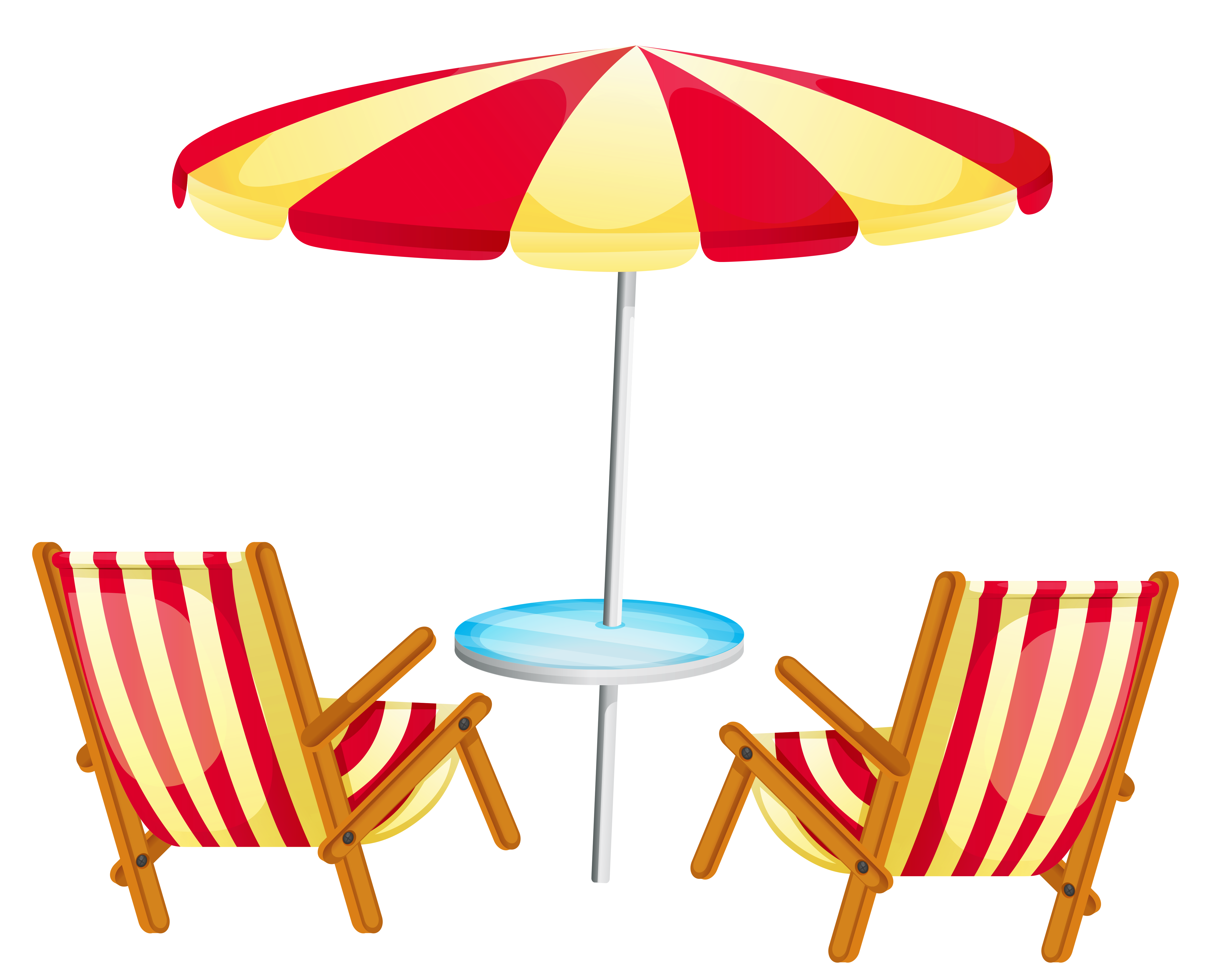 5298x4268 Chair Clipart Beach Umbrella