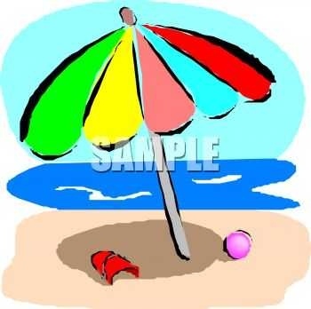350x348 Top 10 Beach Umbrella Cartoon
