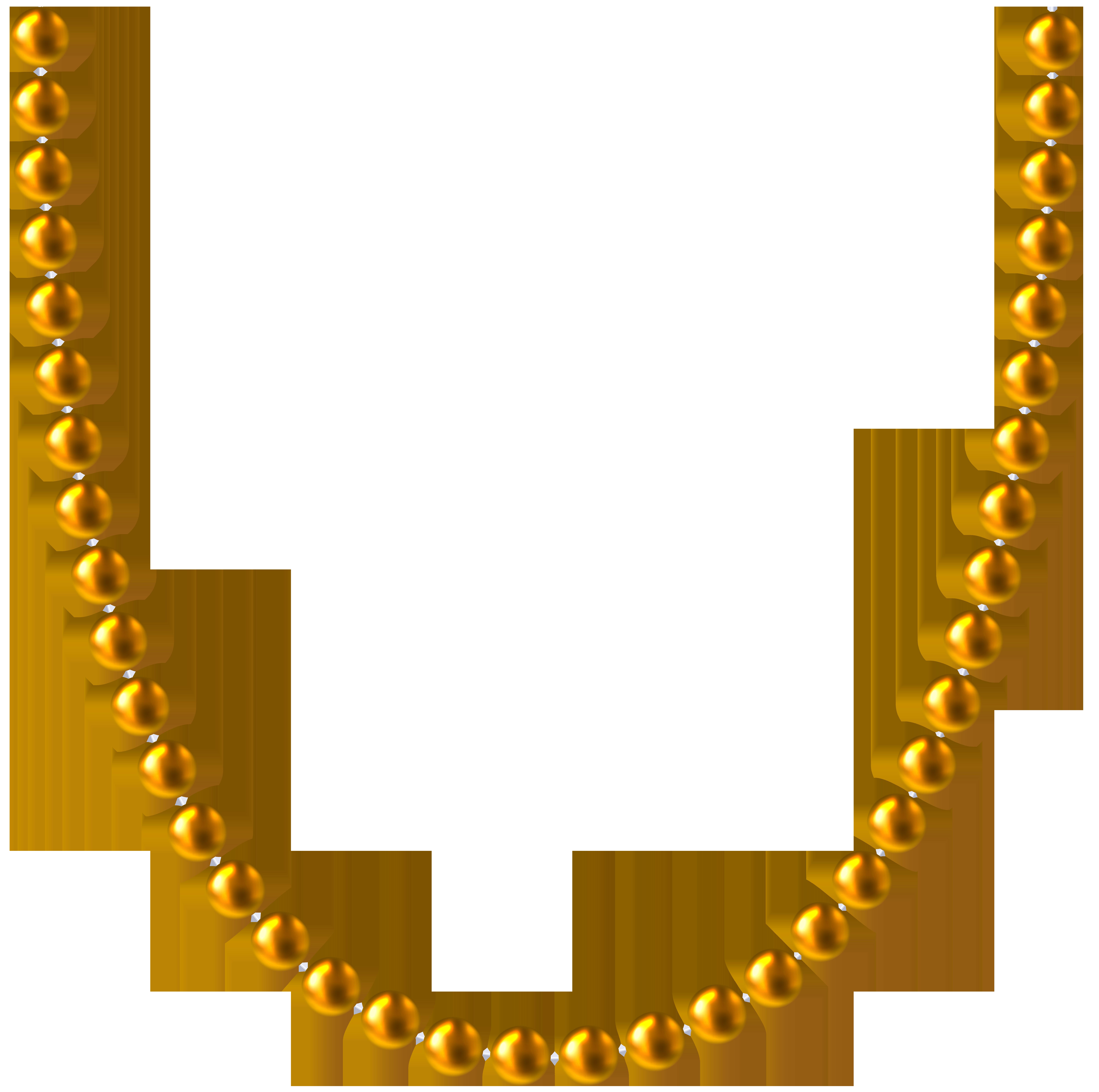 8000x7947 Gold Beads Png Clip Art Imageu200b Gallery Yopriceville