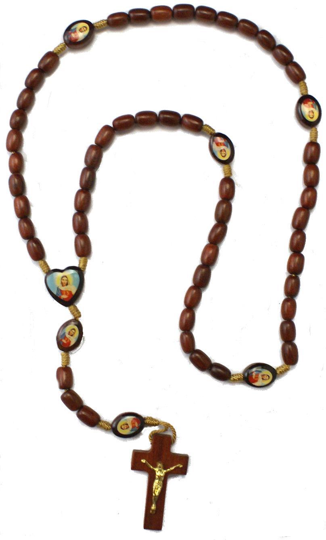 808x1337 Rosary Beads Stock Vector Ronjoe Cliparts