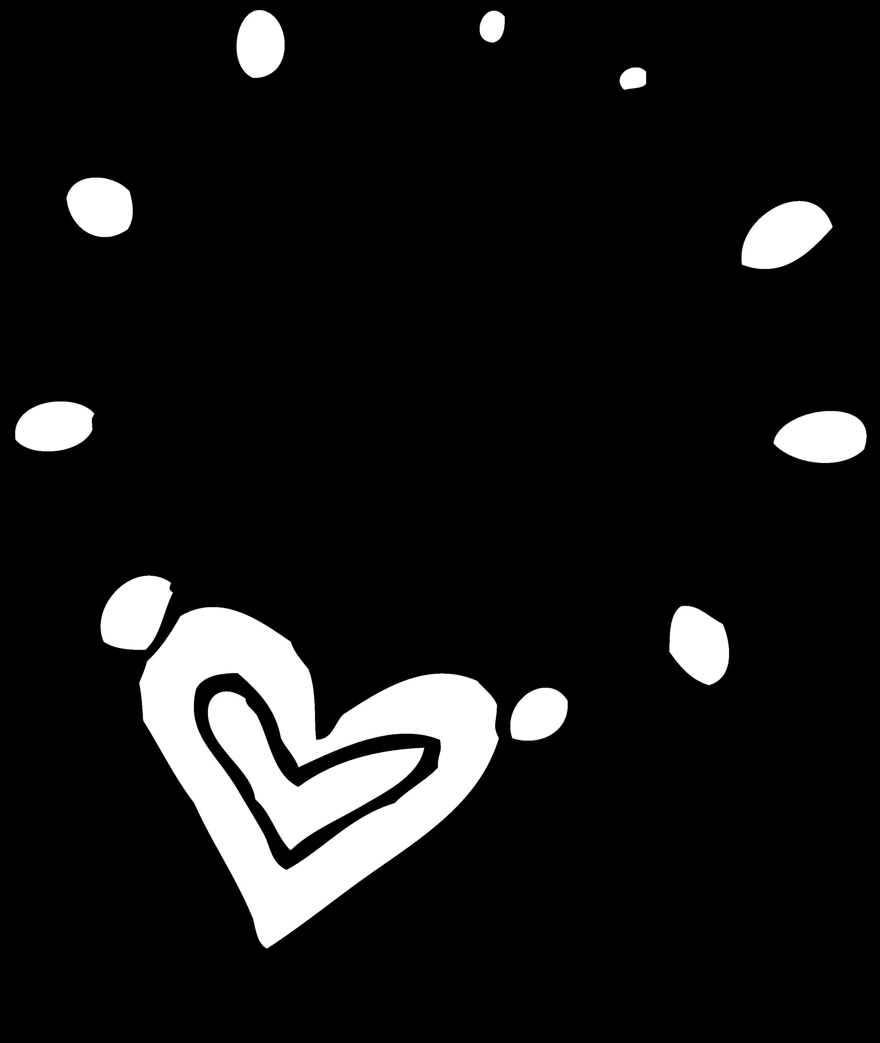 2950x3494 Bead Heart Cliparts