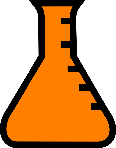 468x596 Science Beaker Cliparts 255315