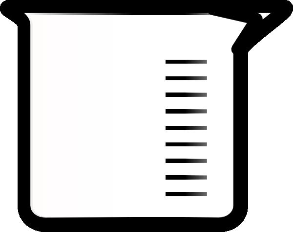 600x474 Beaker Clip Art