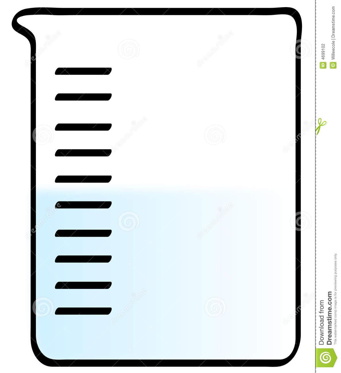 1188x1300 Beaker Of Water Clipart