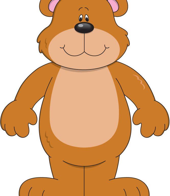 667x768 Cozy Bear Clip Art Teddy Clipart Free Images Clipartix