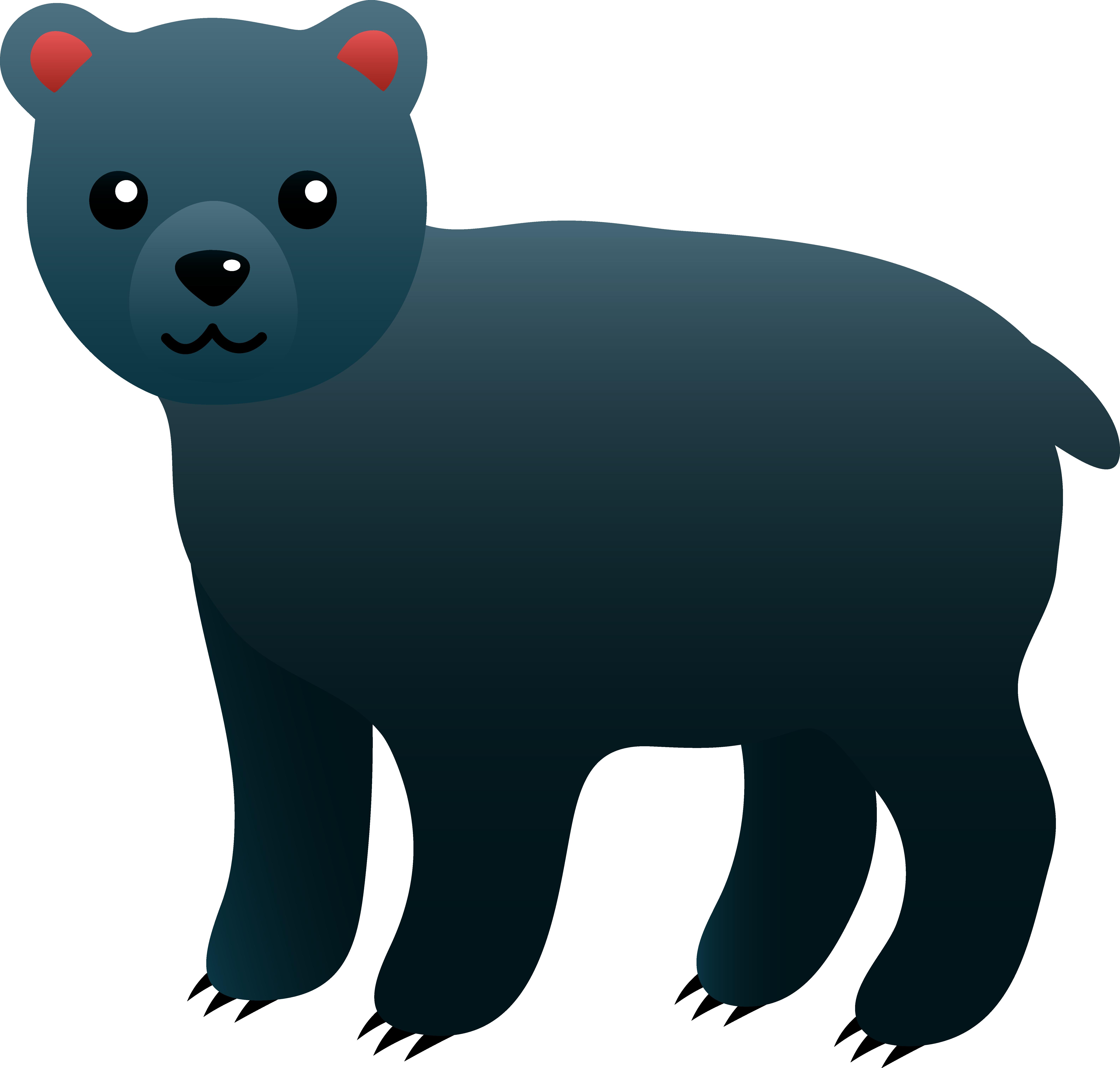 6342x6048 Cute Black Bear
