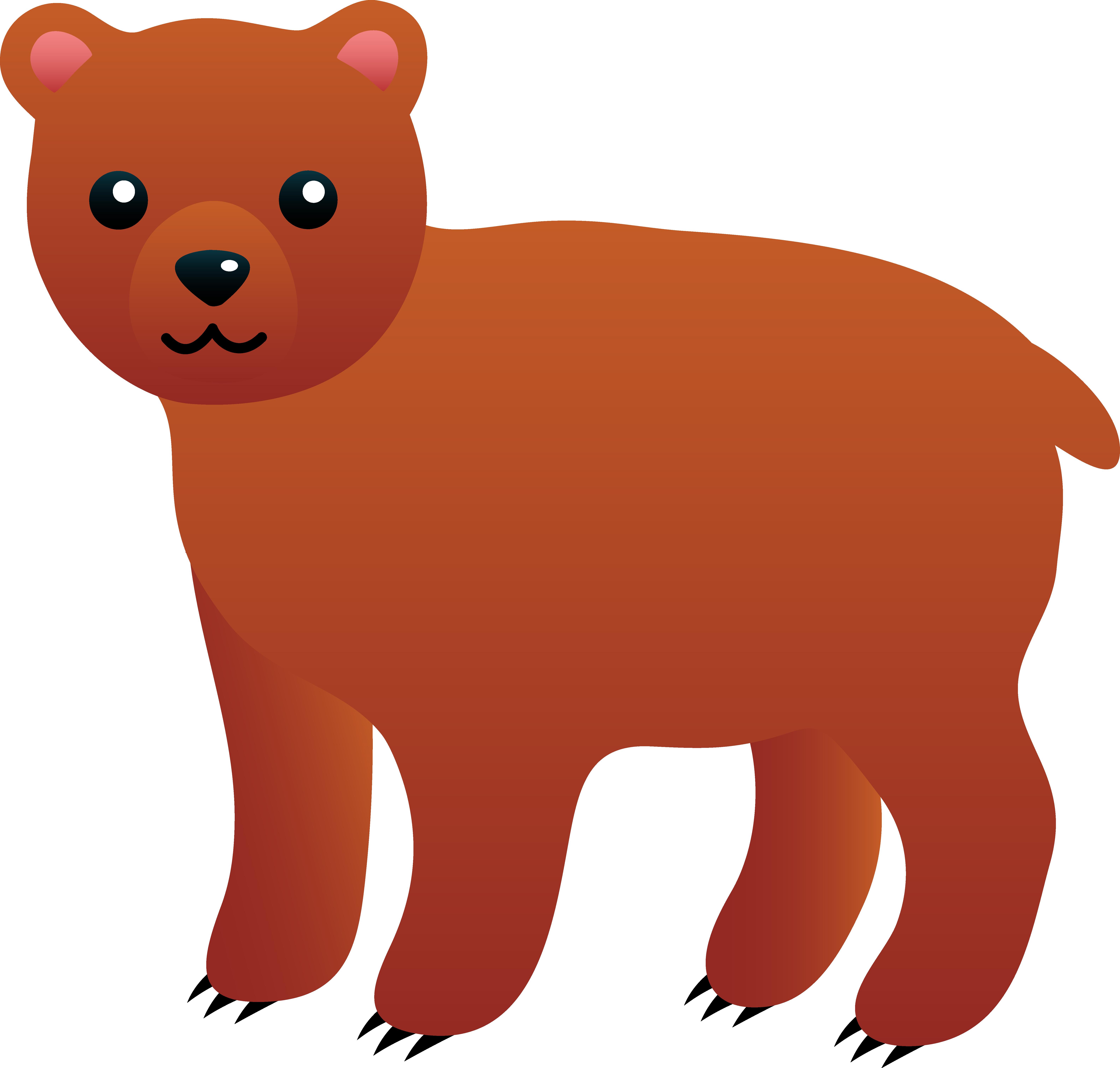 6342x6048 Cute Brown Bear
