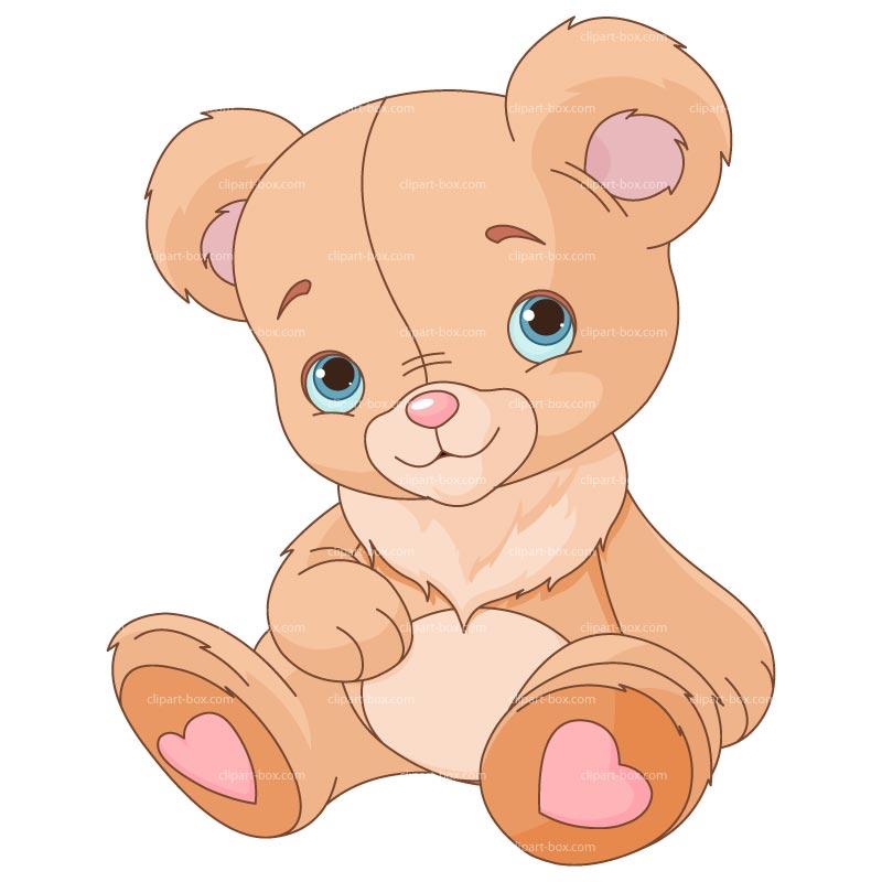 800x800 Teddy Bear Free Clip Art 2