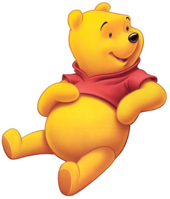 580x680 Top 97 Pooh Bear Clip Art