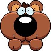 170x169 Bear Cub Clip Art