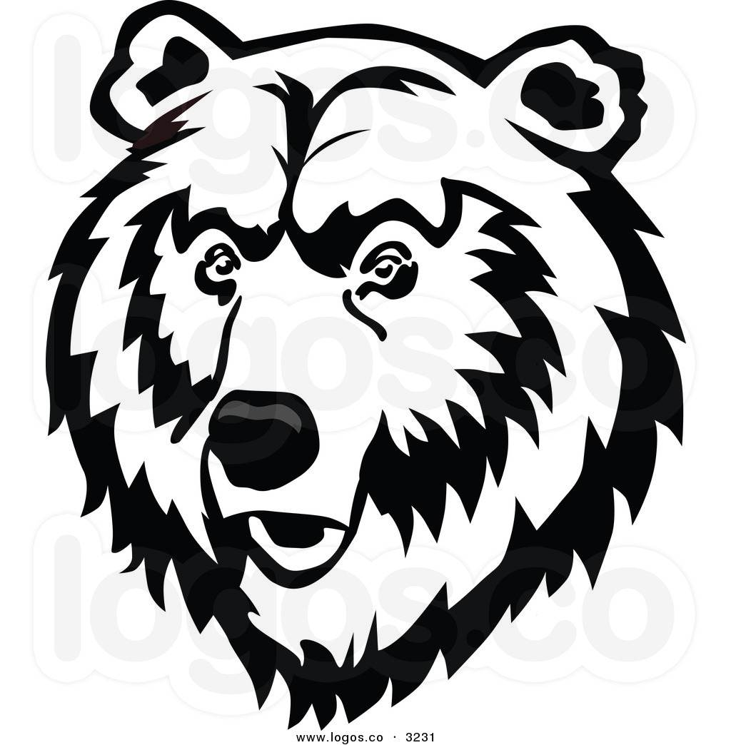 1024x1044 Grizzly Bear Face Drawing Sketch Realistic Face Bear. Hand Drawn