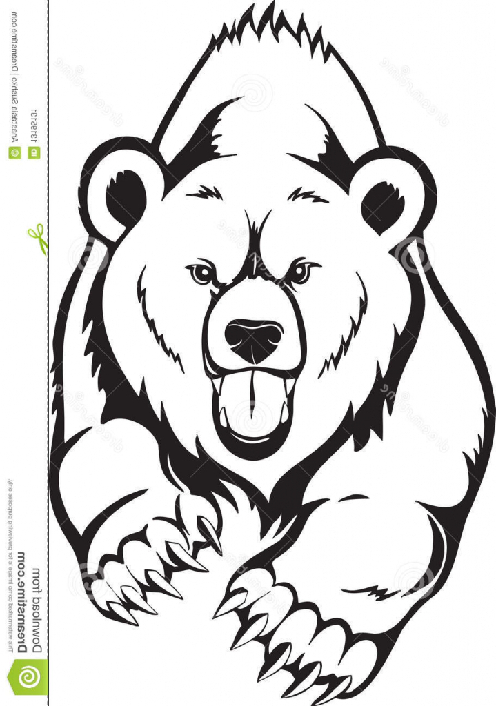 719x1024 Simple Drawing Of A Bear Simple Teddy Bear Drawing Clipart Best