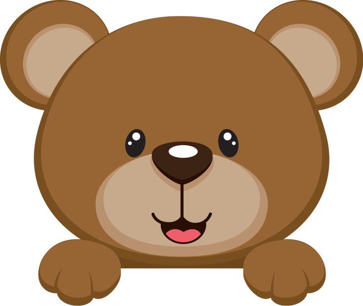 736x620 Head clipart baby bear