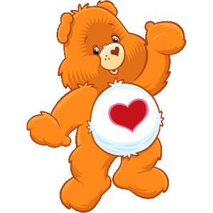 300x300 Free Care Bear Clipart