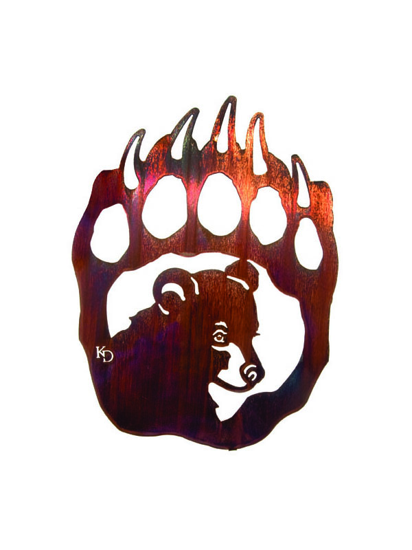 600x800 Bear Claw Native American Bear Paw Tattoo Claw Symbol Tattoo Clip