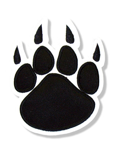 375x489 Bear Paw Bear Claw Free Download Clip Art On Clipart