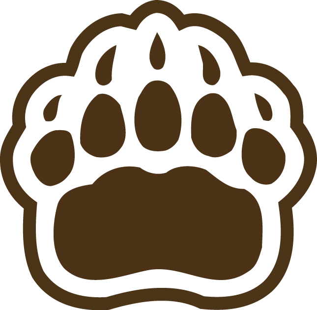 Bear Paw Outline | Free download best Bear Paw Outline on