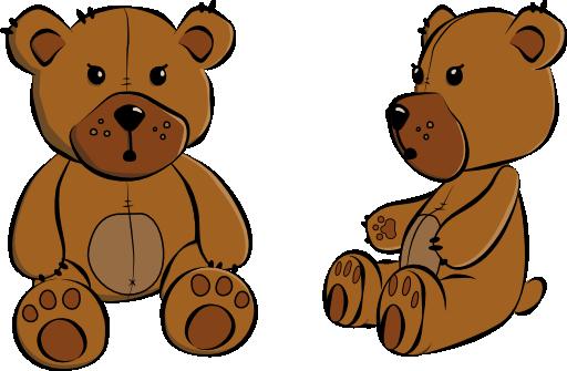 512x335 Teddy Bear Clip Art On Teddy Bears Clip Art And Bears Clipartwiz 2