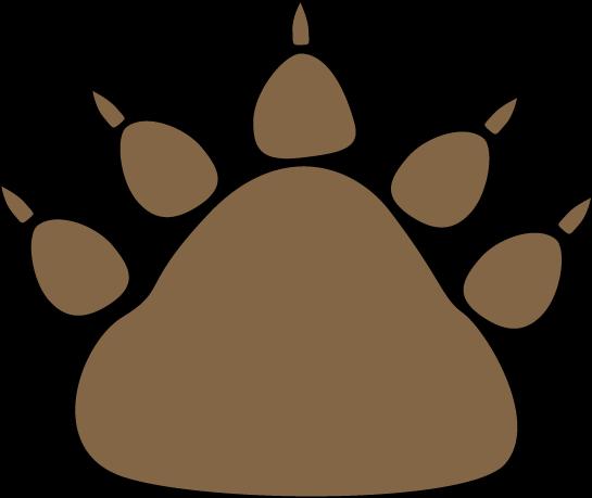 545x459 Bear Clip Art