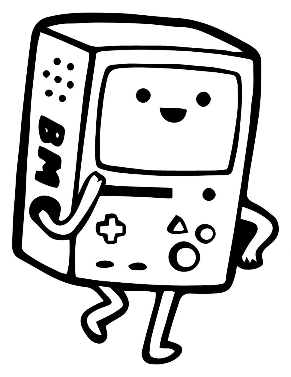 970x1255 Cartoon Adventure Time Coloring Pages The Beatles Adventure Time