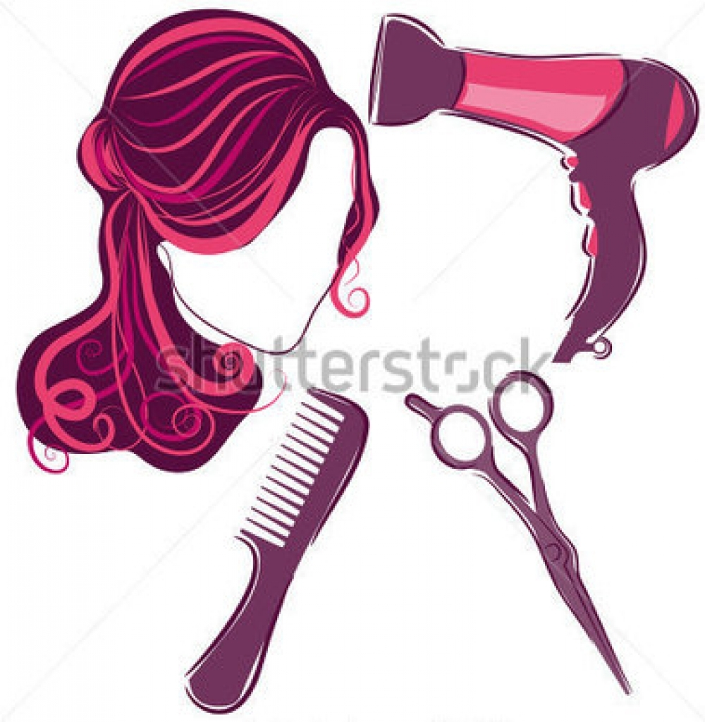 1000x1024 Hair And Beauty Clipart Hair And Beauty Clipart Hair Style Beauty