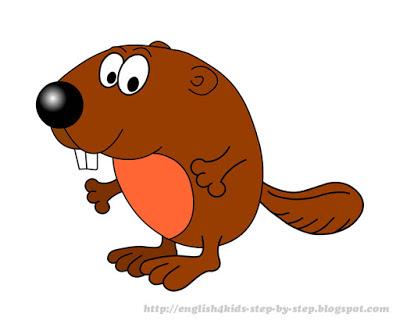 400x331 Cute Cartoon Beaver Clip Art For Teachers Cute Beaver Pics