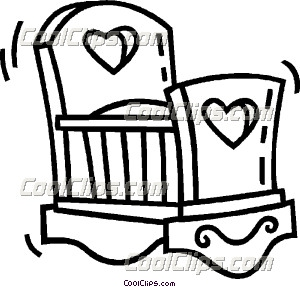 300x287 Baby Bed Clipart 101 Clip Art