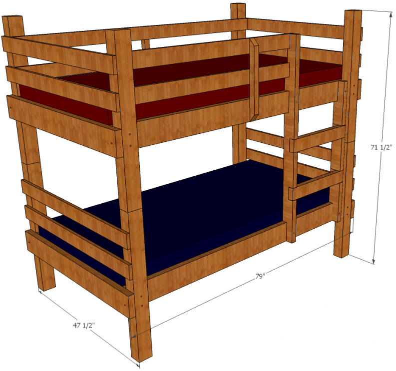 793x743 Bedroom Fabulous Bunk Bed Clip Art Drawing Assembly 152 Bedroom