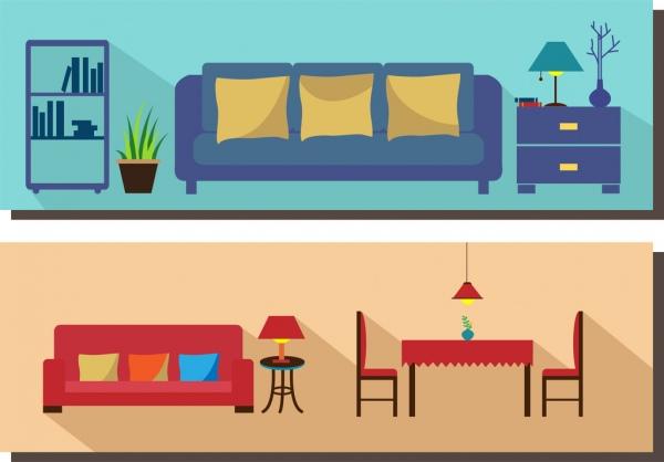 600x418 Bedroom Furniture Free Vector Download (287 Free Vector)