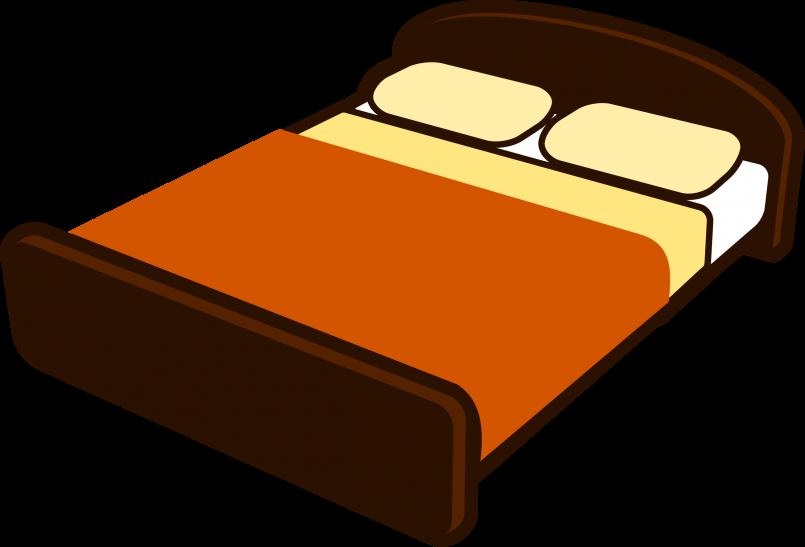 805x547 Blanket Clipart Boy Bedroom