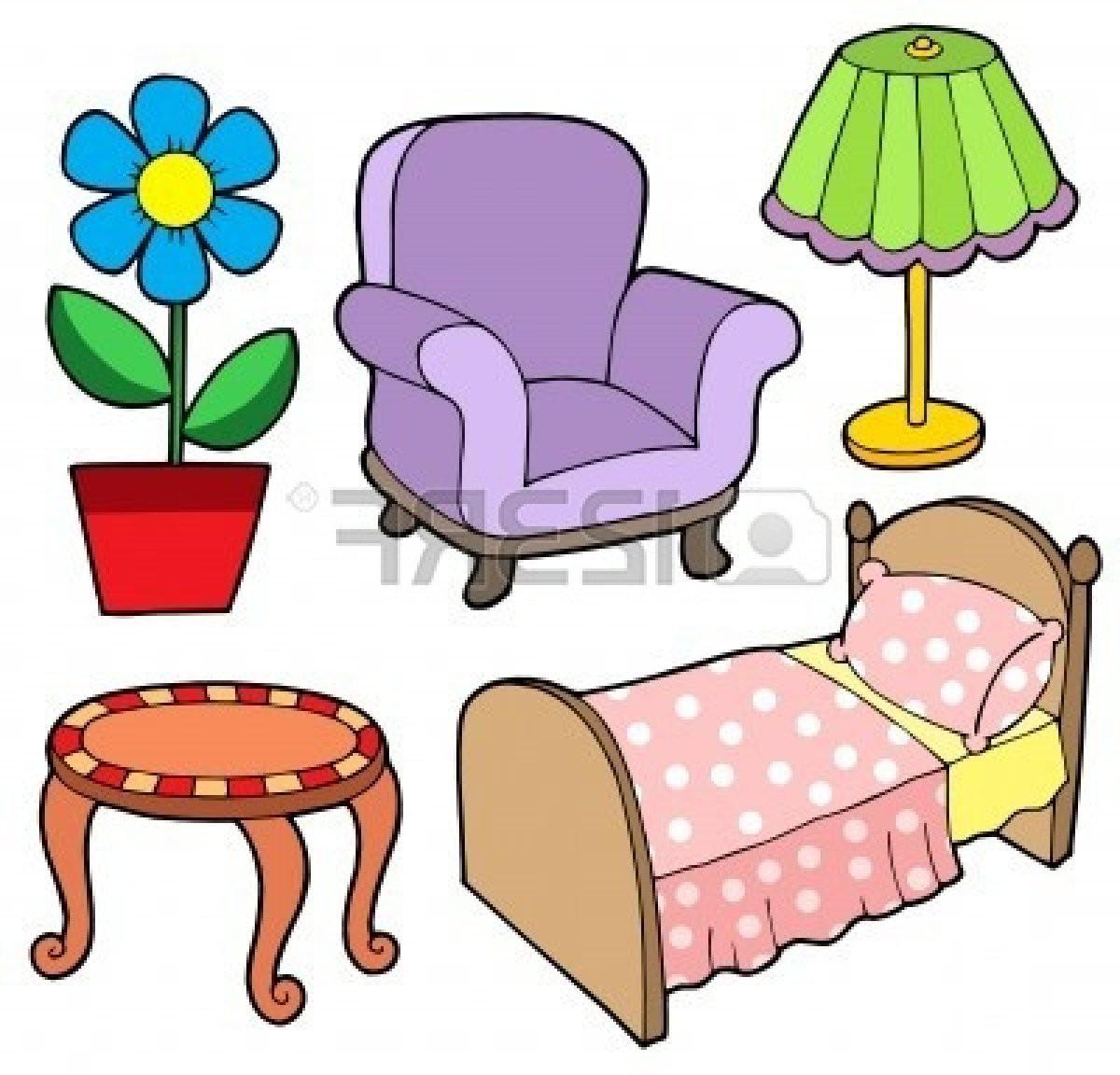 1200x1152 Bedroom Furniture Clipart