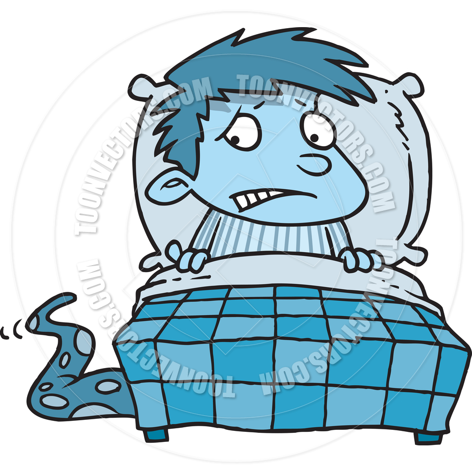 940x940 Cartoon Monster Under The Bed By Ron Leishman Toon Vectors Eps