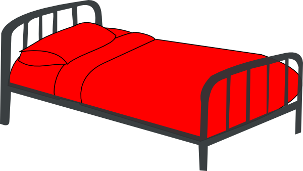 600x338 Clipart Bed Many Interesting Cliparts