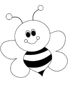 236x318 Color Clipart Bee