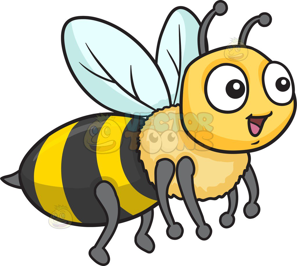 Bee Cartoon Images