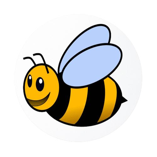 500x500 Bumble Bee Cartoons