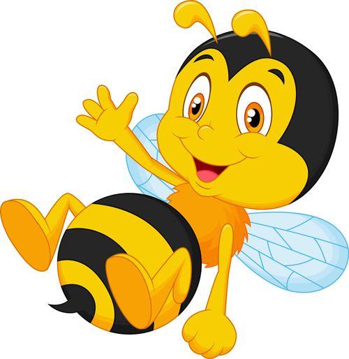 500x514 Cartoon Honey Bee Clip Art 24 bumble bee cartoon free cliparts