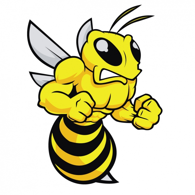 626x626 Bee Cartoon Vectors, Photos and PSD files Free Download