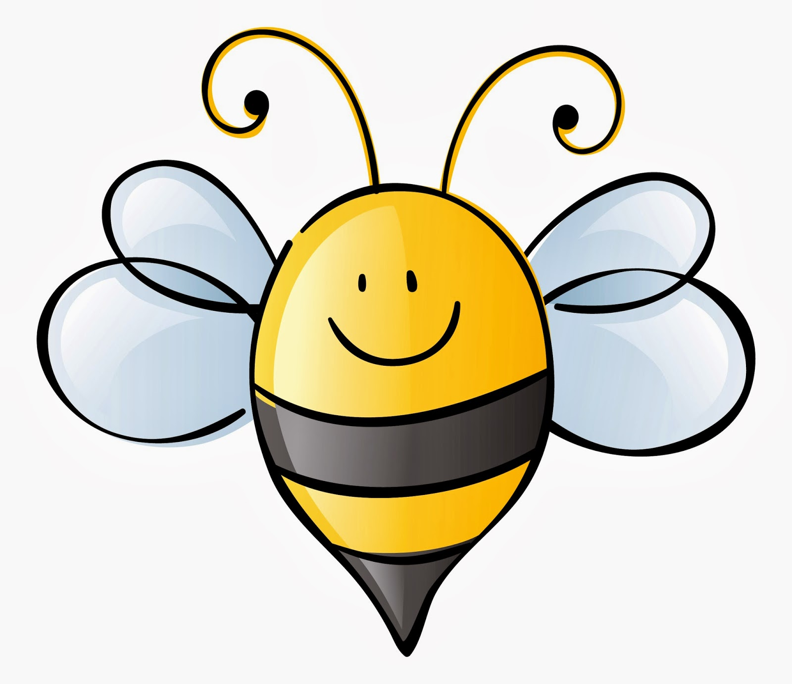 1600x1382 Bumble Bee Cute Clip Art Love Bees Cartoon More