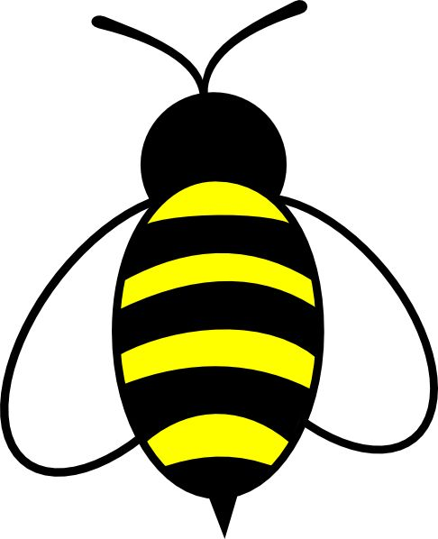 486x598 Bee clip art for teachers free clipart images