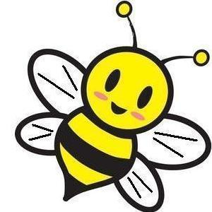 300x300 Bee clip art hostted