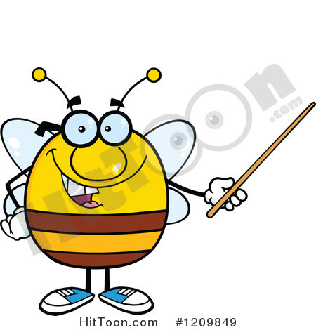 450x470 Bees clipart teacher