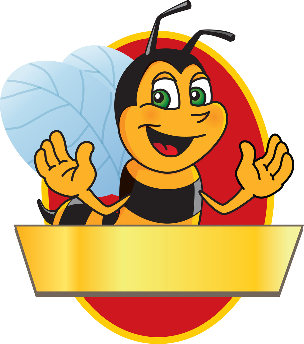 1000x1129 Busy bee clipart