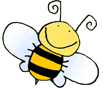 354x320 Bee clipart 5 animated bee clip art clipartcow