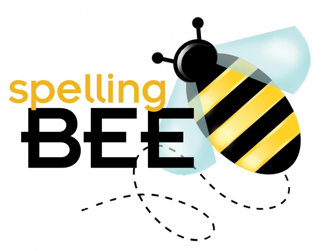 1100x861 Spelling Bee Clip Art