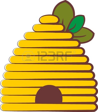 393x450 10,699 Beehive Stock Illustrations, Cliparts And Royalty Free