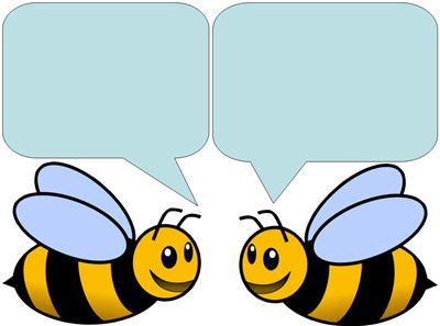 400x297 Bee Hive clipart lds
