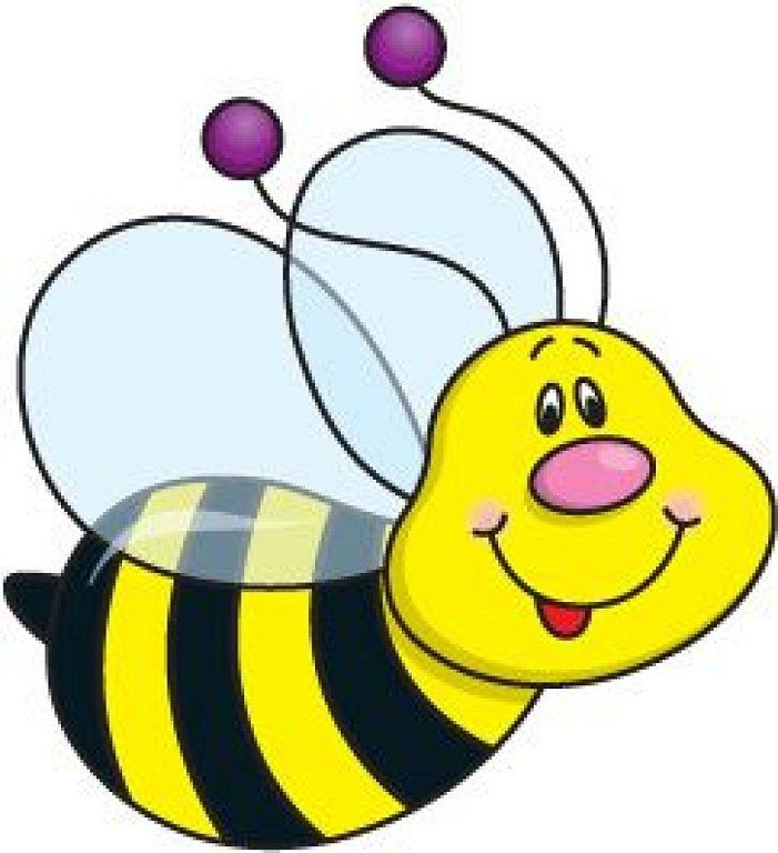 701x768 Bugs Clipart Bee