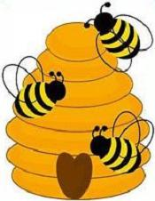 175x226 Free Beehive Clipart