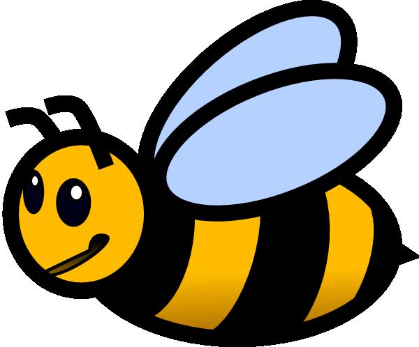 600x498 Cute Bee Clipart Free Clipart Images Clipartwiz Clipartix